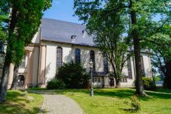 Ansicht Johanneskirche