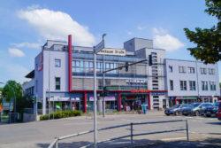 Einkaufsmöglichkeiten in der Trabant-Passage